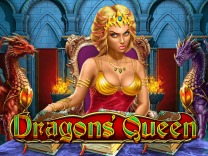 dragons-queen logo
